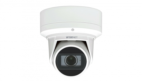 Hanwha Techwin introduces Wisenet Q Flateye IR dome cameras for humid environments