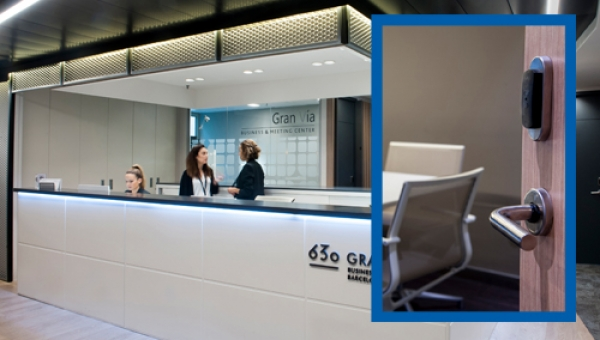 SMARTair® and co-working make perfect partners at a new Barcelona business centre