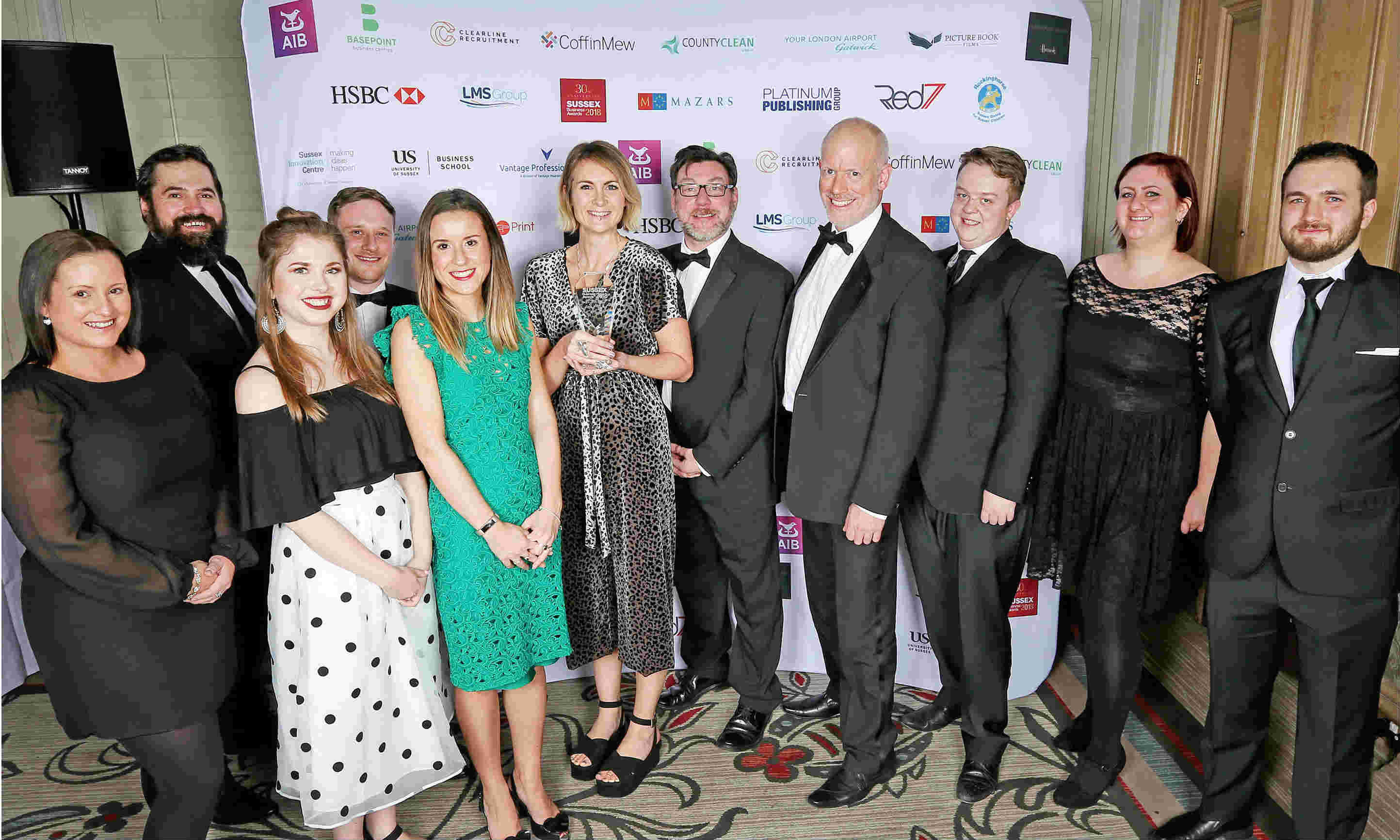 Paxton Wins International Business of the Year