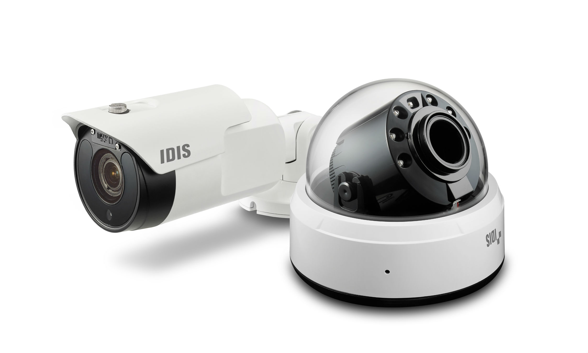 IDIS launches cost effective camera range combining performance and failover technology