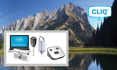 In the mountains of France, CLIQ® key-based access control helps keep the clean water flowing