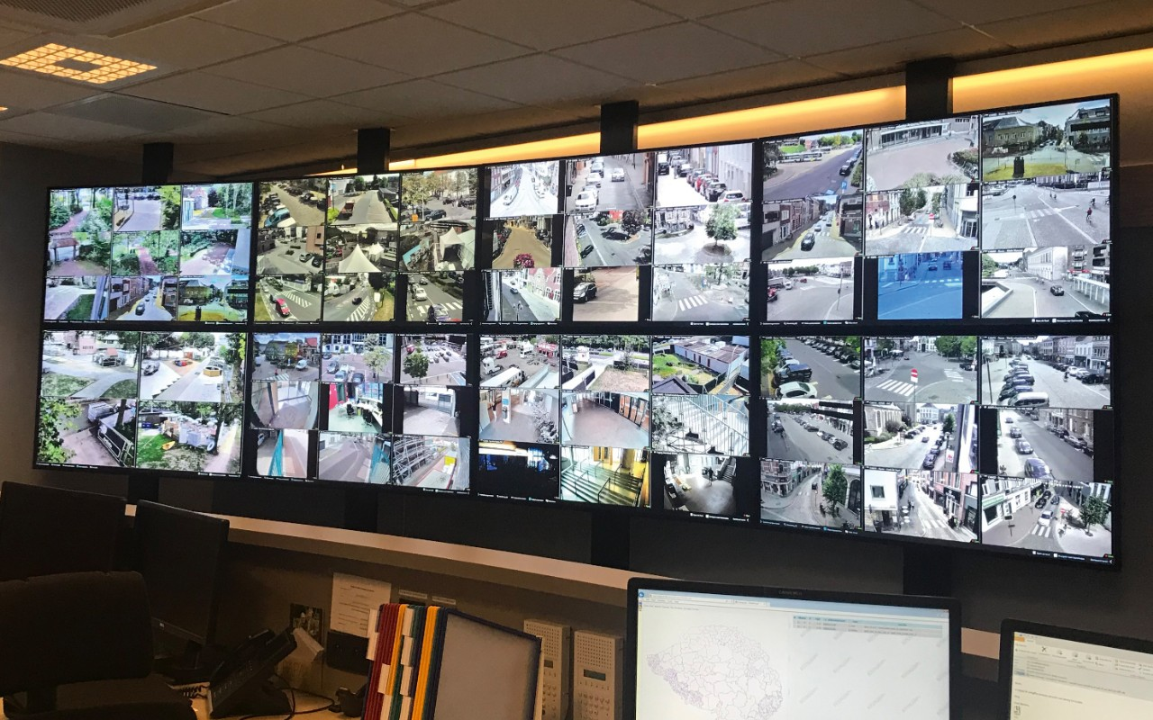 Belgian police safeguard Lokeren's citizens with Sony 4K surveillance cameras