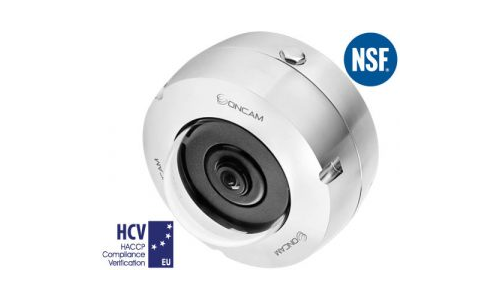 Oncam improves design and functionality of special stainless steel camera