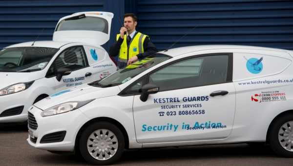 Kestrel Guards gains visibility and control over security operation with SmartTask