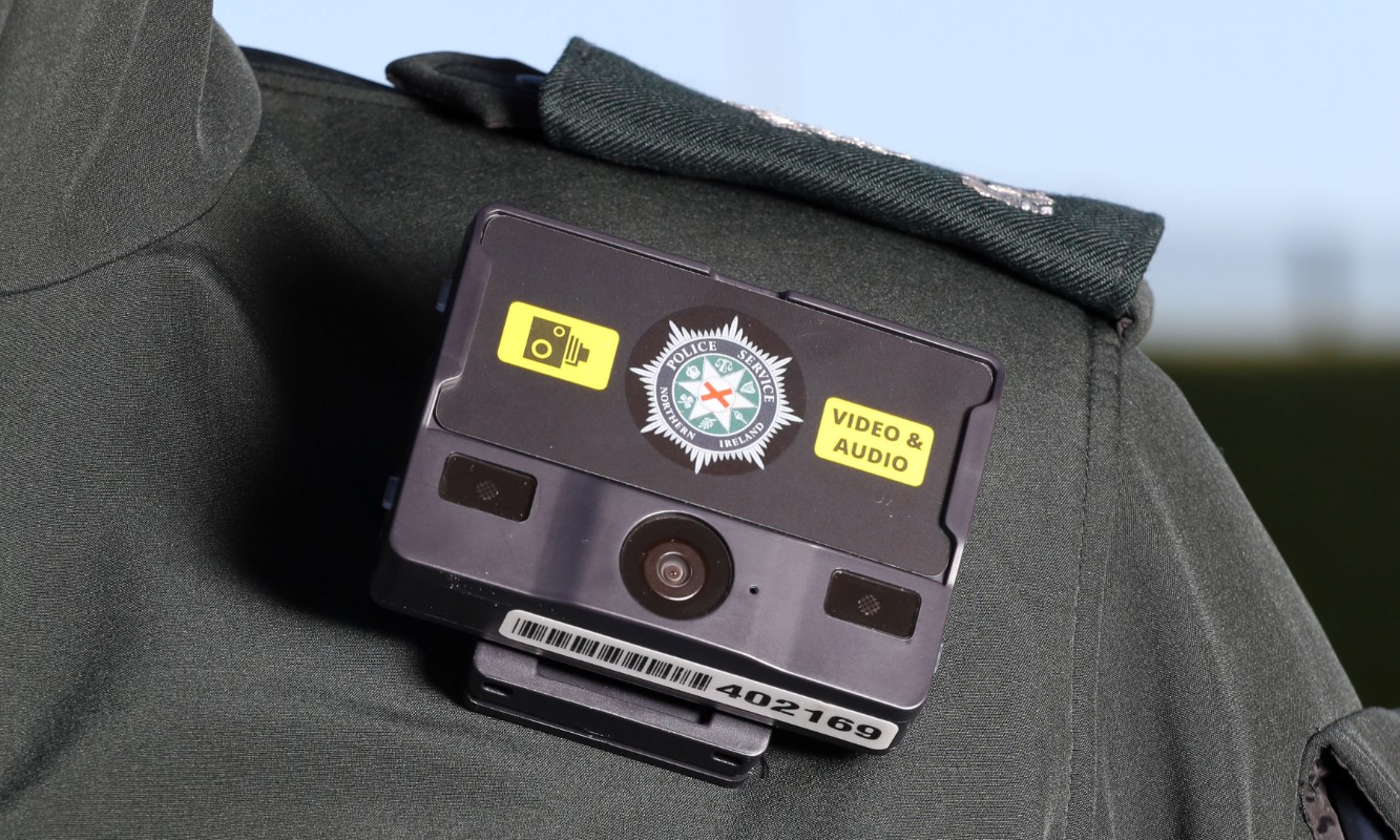 Body worn cameras transforming security of the connected officer
