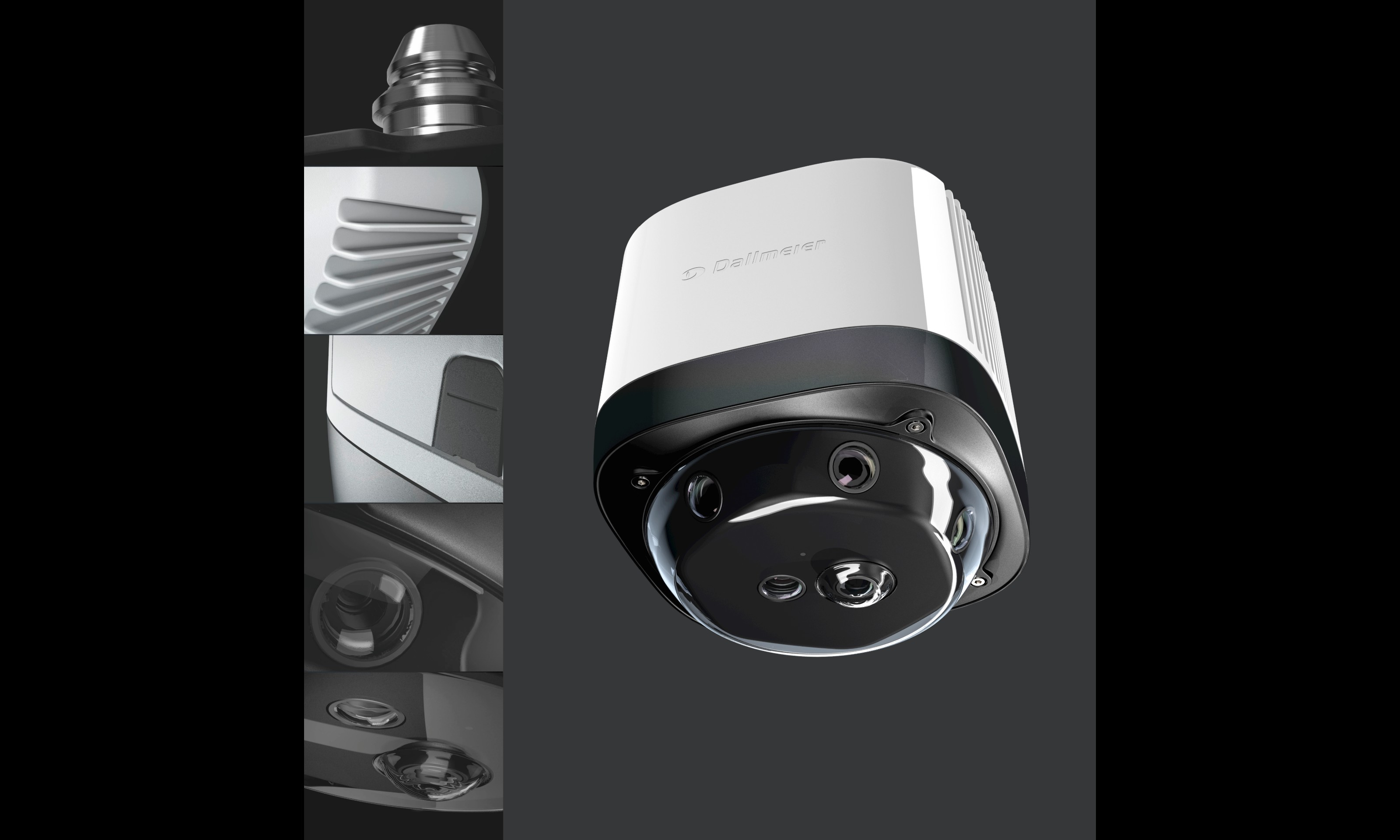 "New ""Panomera® W"" camera series from Dallmeier promises exceptional economy and functionality for capturing large areas"