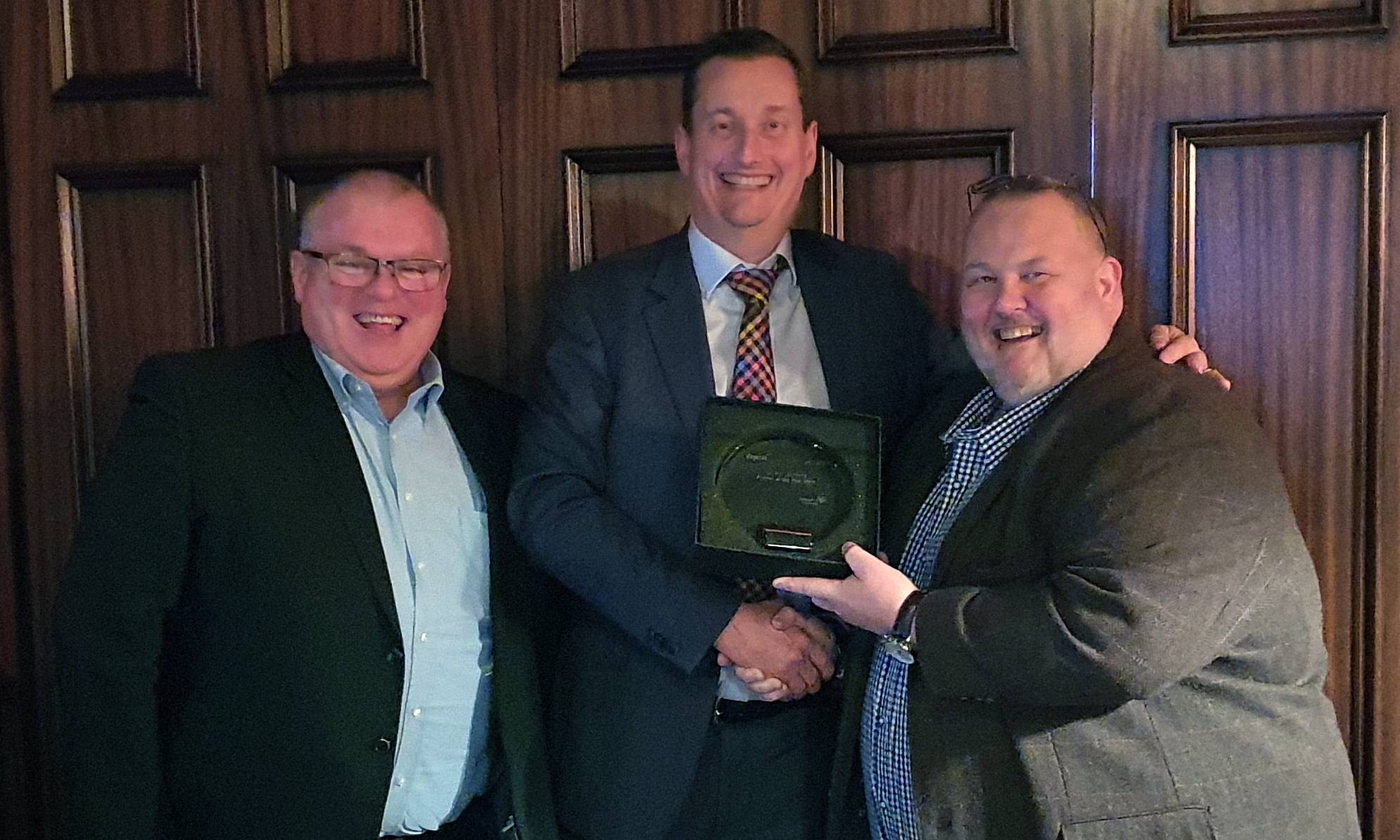 C-CURE 2019 Partner of the Year Announced