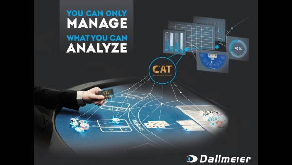 Data and security management at the casino