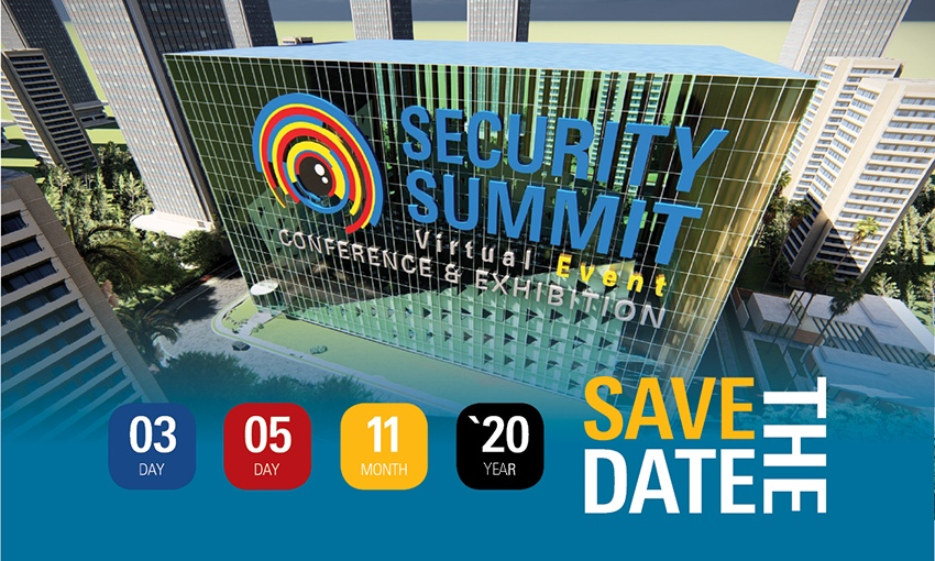 Security Summit 2020 comes to you as a virtual event