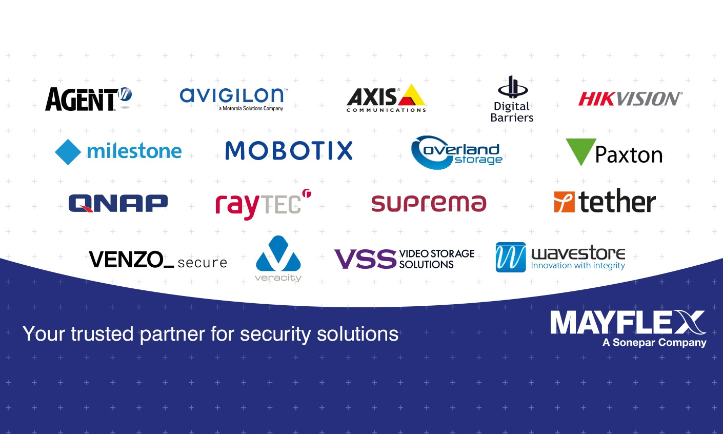 Mayflex the Trusted Partner for Security Solutions