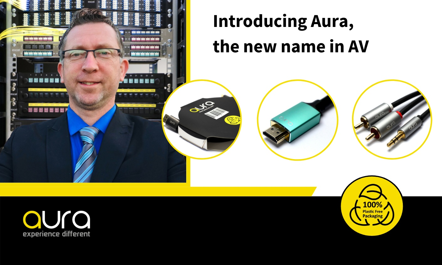Mayflex Launch New AV Brand - Aura
